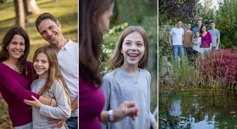 Familie Fotoshooting
